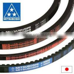 High quality alternator belt mitsuboshi v made in Japan