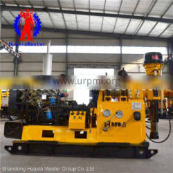 XY-3 300m hydraulic crawler Drilling Rigs and Drill Machine for Core Sampling and Water Wells Drilling Rigs