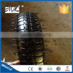 Cheap price small tire rubber wheelbarrow wheel tyre 14 inch 3.50-8