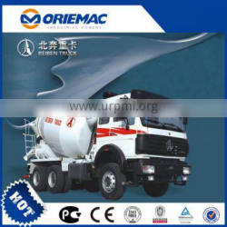 BEIBEN NG80 prices concrete mixers