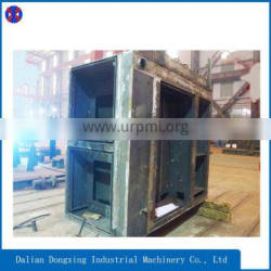 Heavy Steel Construction Fabrication for Bag Type Dust Powder Collect