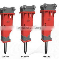DTB various types of hydraulic excacator hammer