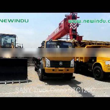 Hot Sell 220tons Boom Truck Crane STC2200 Price