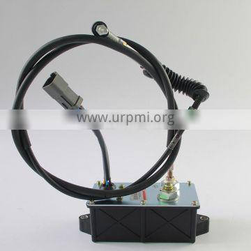 21EN-32200 Hyun-dai R225-5/7 Excavator Stepping Throttle Motor Round Cable Accelerator