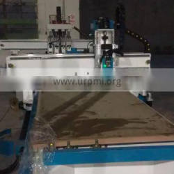4 heads double table atc woodworking cnc routers1325, 2030 ,2040,2631