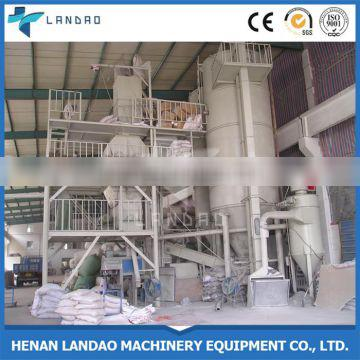 Large capacity 20-25T/H dry mortar machine dry mortar production line