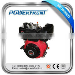 High quality air cooled single cylinder 456cc 188FB mini diesel engine for sale