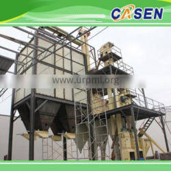 cattle feed processing equipment making machine line