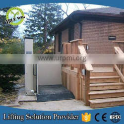 Hydraulic lift for disabled wheelchair disabled lift platform price