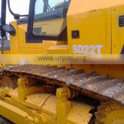 used condition chinese Shantui SD22 bulldozer for sale in shanghai/ used bulldozer with reasonable price and high quality
