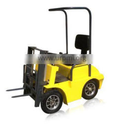 Cool product children toy battery forklift mini electric forklift for children playing