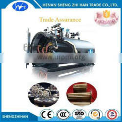 Trade Assurance low Pressure electric induction electric steam boiler heating