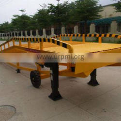 container ramp for forklift