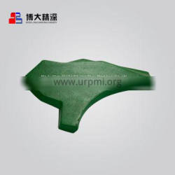 crusher spare parts barmac VSI B7150 Lower wear plate