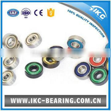 stainless steel/chrome steel/ceramic inch size miniature deep groove ball bearing R22 , R22ZZ,R22-2RS,R22-ZZ