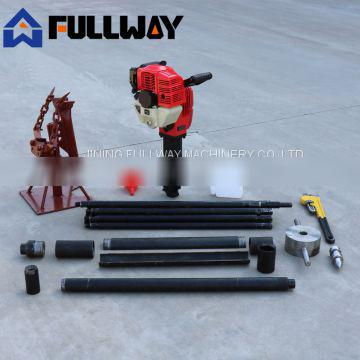 Geological exploration drill machine soil drilling rig for sale