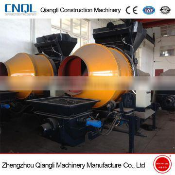 High quality famous brand concrete pump mixer with manufacture low price for sale