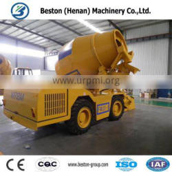 Advanced self loading concrete mix truck for sale