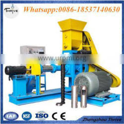 Your best choice fish floating feed pelleting machines/animal food puffing machine