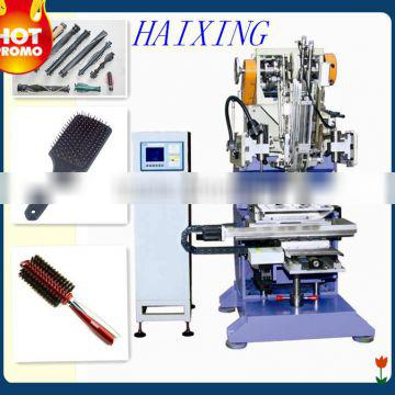 High Speed CNC Flat Wire Plastic Brush Drilling and Tufting Machine Factory