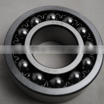 hot sale self-aligning ball bearing 1206 with size 30*62*16mm