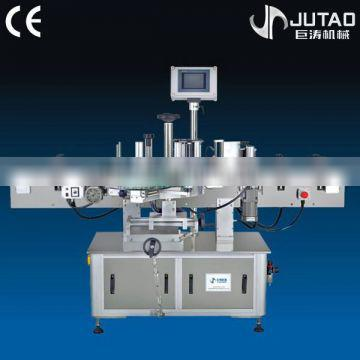 China economical automatic round bottle labeling machine with digital printing