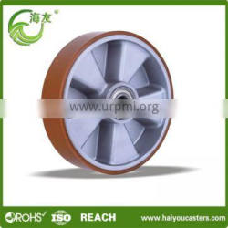 Easy To Use and Best-selling Little Pu Wheels