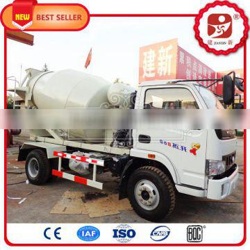 perfect planetary small concrete and cement mixer truck