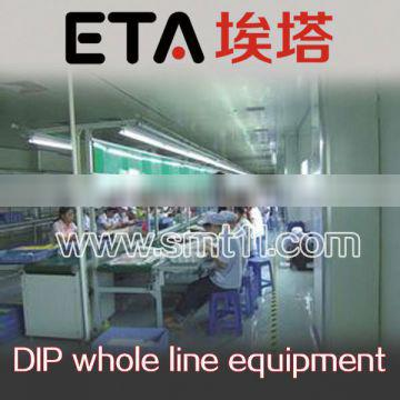 mobile phone LCD,LED light Assembly line conveyor