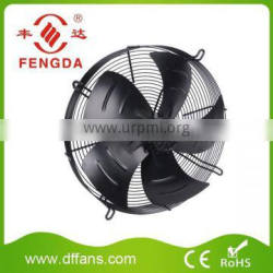 450mm industral axial fan with external rotor motor