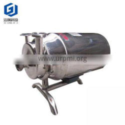 Food grade sanitary stainless steel centrifugal pump