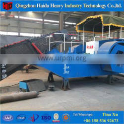 2017 big discount weed harvester for sale