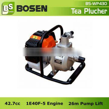 42.7cc 2 Stroke Water Pump with 1E40F-5 Engine