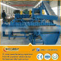 high output rubber grinding machine for waste tire recycling machine