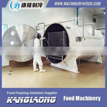Hot Selling equipment for freeze dried mangosteen