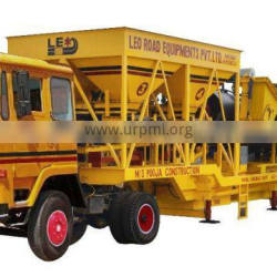 MOBILE TAR MIXING PLANT