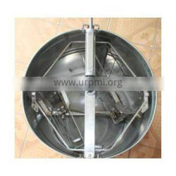 304 stainless steel manual /electric motor honey extractor