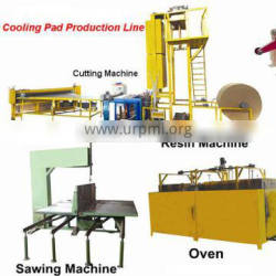 Cooling Pad Making Machine For Poultry