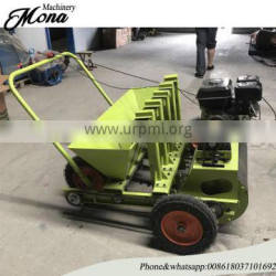 Agricultural machinery tractor mounted manual garlic seeder machine