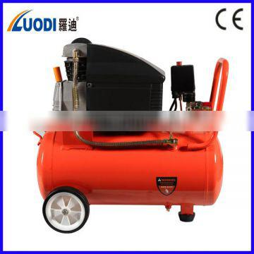 Best quality made in China belt driven silent air compressor