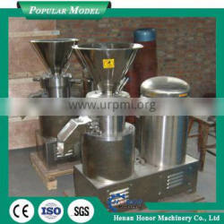 high efficient electrical almond butter production machine price