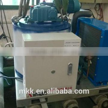 1000kg/day commercial industrial snow flake ice machine