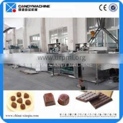 Shanghai popular chocolate candy machine for making candy