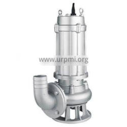100hp electric non clog submersible sewage pump