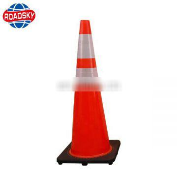 Highway Warning PE Traffic Pylons glow traffic cone