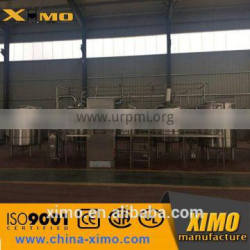 Stainless steel micro brewery equipment 1000L 1500L 2000L