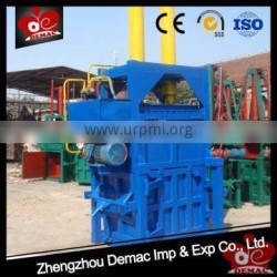 High quality clothes baling machine