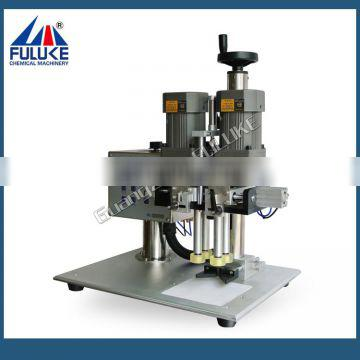 FULUKe hot sale cheaper korea cosmetica capping machine
