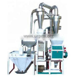 AMEC Factory Price Small Industrial Corn/Maize Flour Mill