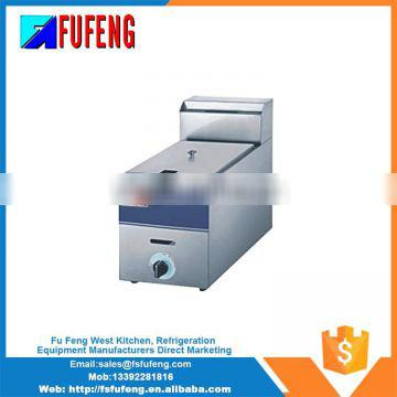 china wholesale websites auto gas fryer with tap